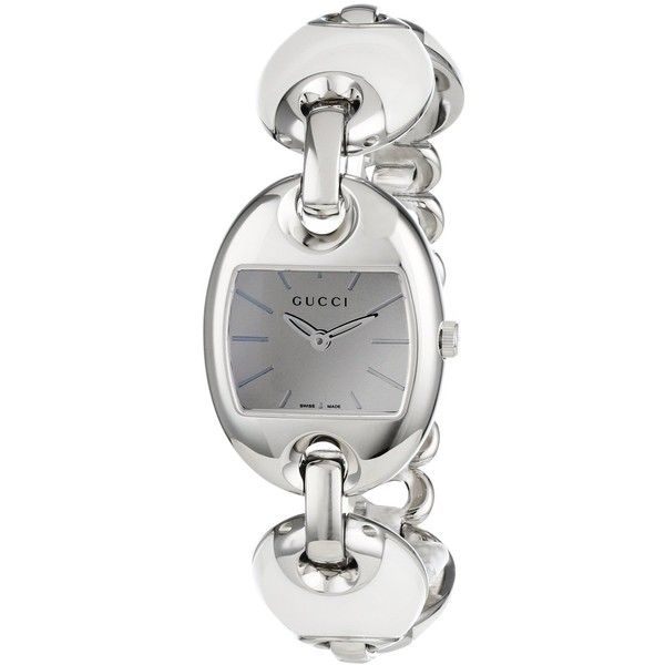 bfdccf5f1d5 Gucci Women s YA121515 Marina Chain Small White Ceramic and Steel Bracelet  Watch  Watches  Amazon.com £675 ( 1