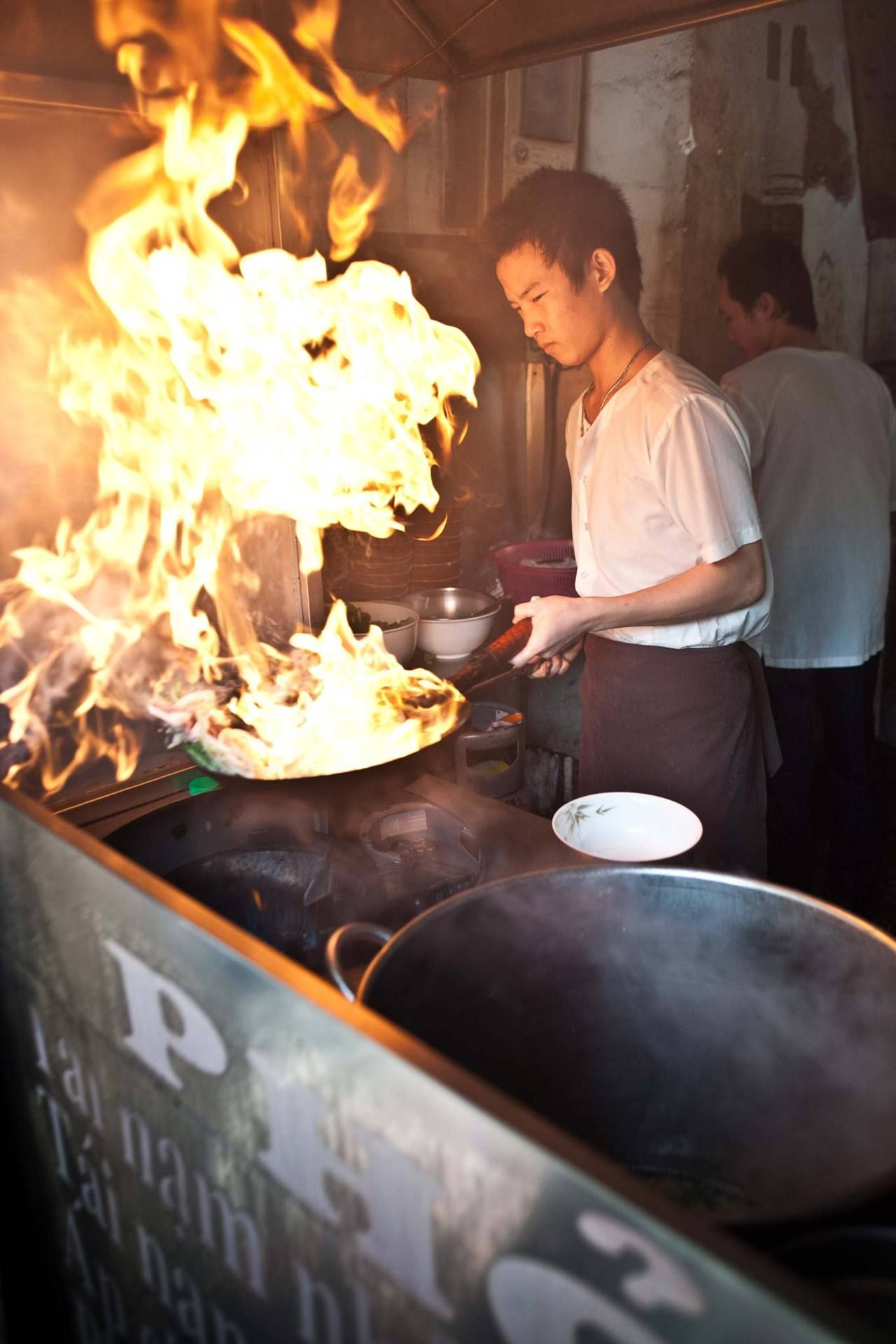 Want to go out to eat? Take a trip through the best of Vietnam's two biggest cities, Hanoi and Saigon, where the fresh local street cuisine demonstrates just how many ways there are to turn on your taste buds.