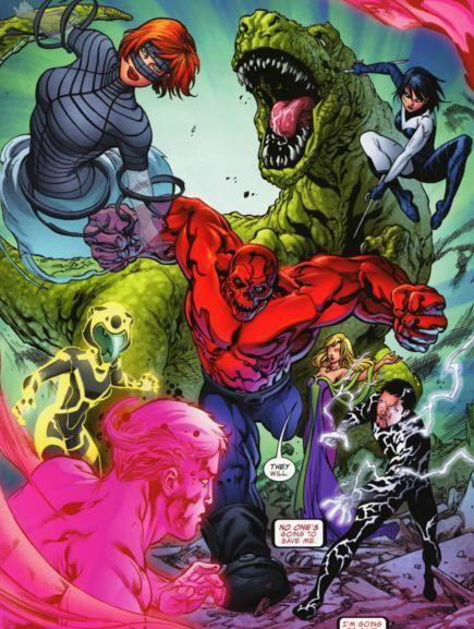 Hazmat Marvel