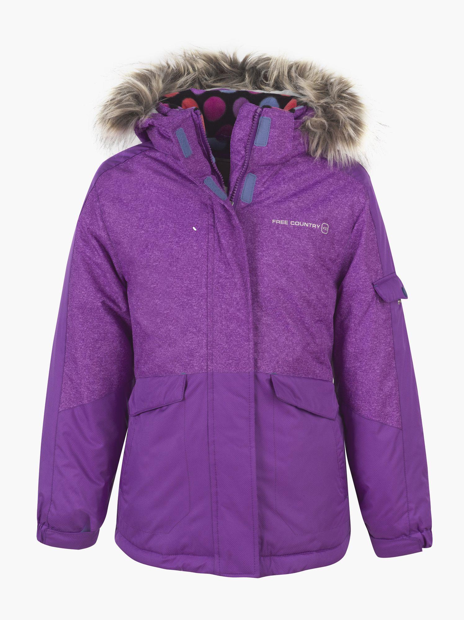 881d3b3e Girls' Gusto Snowboard Jacket - Free Country   Kid Stuff   Jackets ...