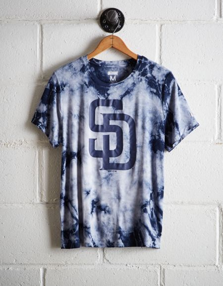 Tailgate Women's Padres Tie-Dye T-Shirt in 2019 | Products