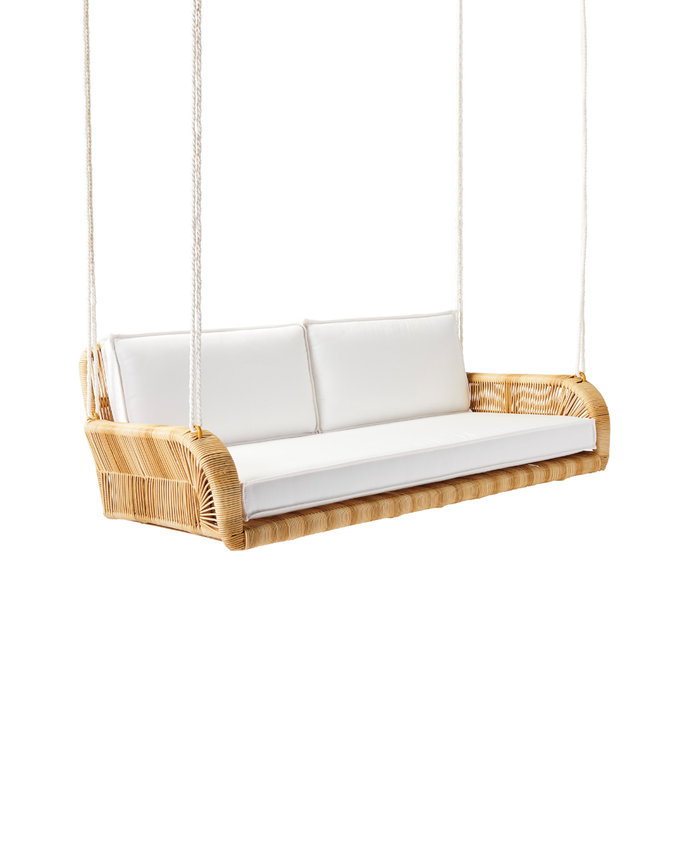 Springwood Hanging Daybed In 2020 Hanging Daybed Hanging Rattan Chair Daybed
