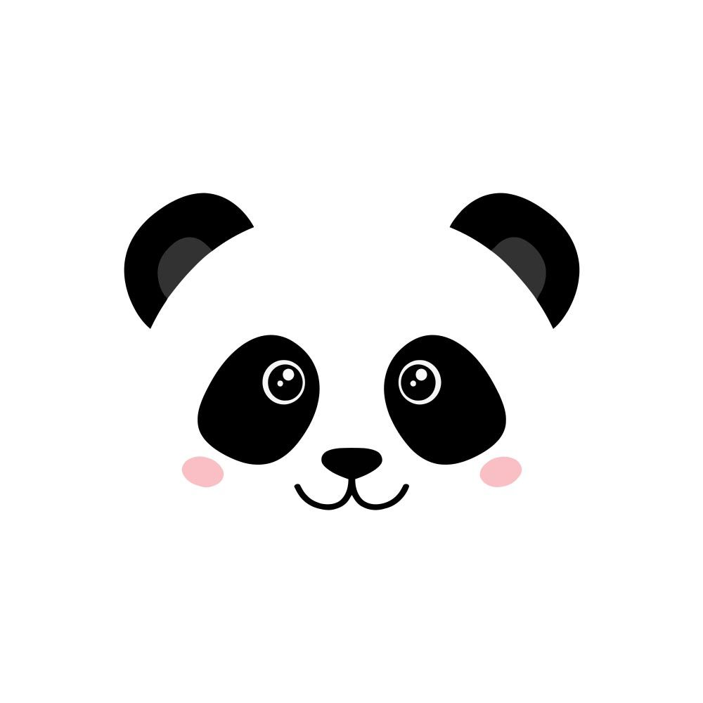 We Have A Panda Theme In Our Collection With Postcards Canvasprints Wallpaper Garlands Doorhanger Panda Birthday Party Panda Decorations Panda Wallpapers