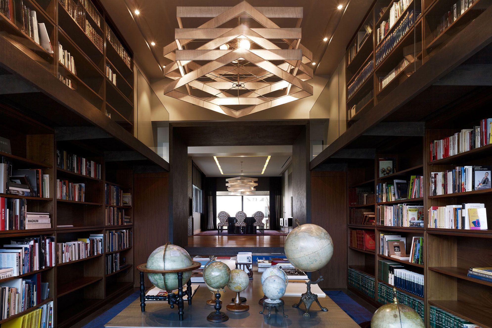 Inloopkast Knsm Loft : Modern house ideas in la moraleja by dahl architects ghg