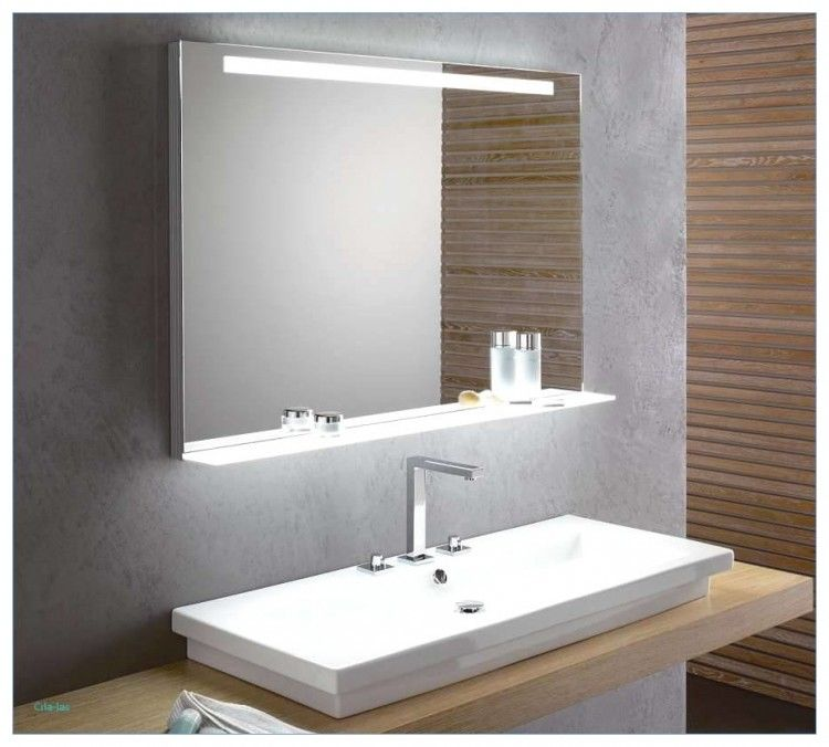 Grosser Badezimmerspiegel Mit Beleuchtung