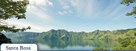 Vista panorámica Laguna de Ayarza