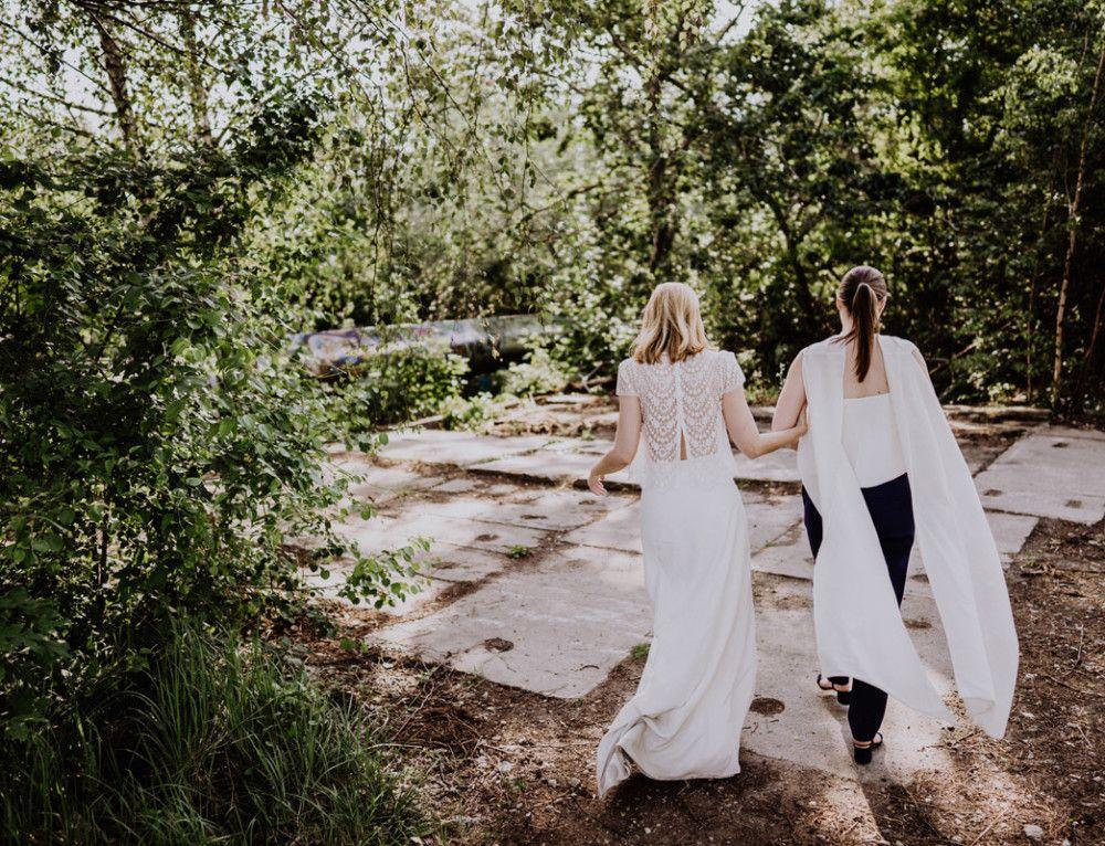Gleichgeschlechtliche Hochzeit Standesamt Berlin - Hochzeitsfotograf Berlin
