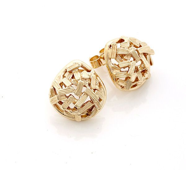 jewellery amazing gold earrings Google Search