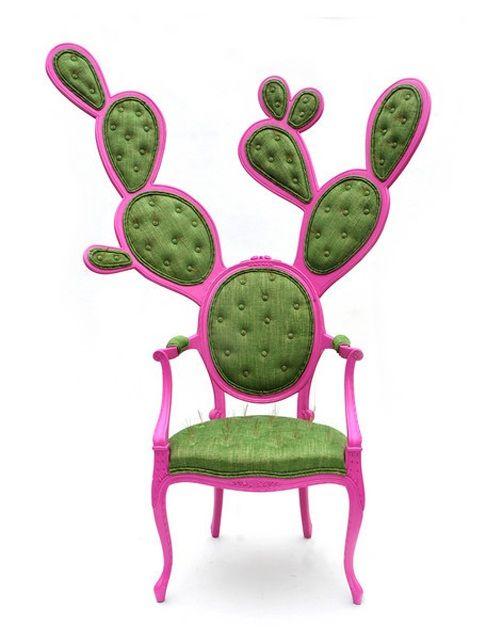 Prickly Pear Chair