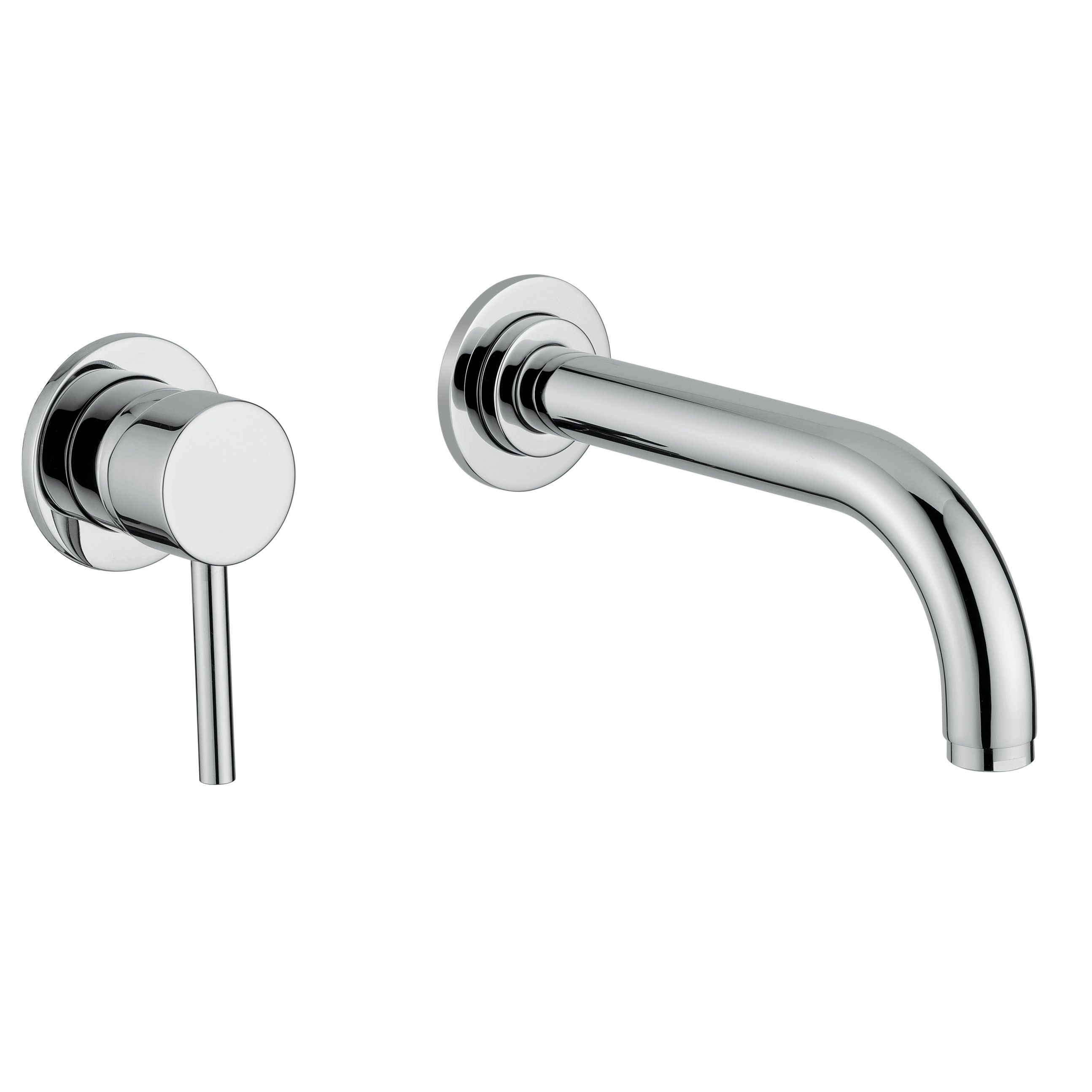 Novara Wall Mount Sink Faucet Wall Mounted Sink Faucet Wall Mounted Bathroom Sink Faucets