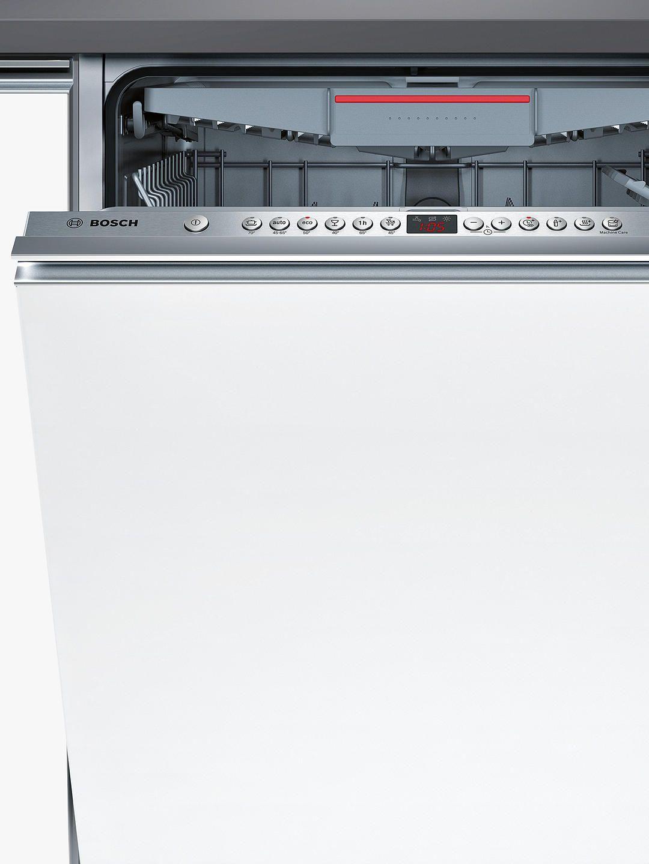 Bosch Smv46mx00g Integrated Dishwasher Integrated Dishwasher