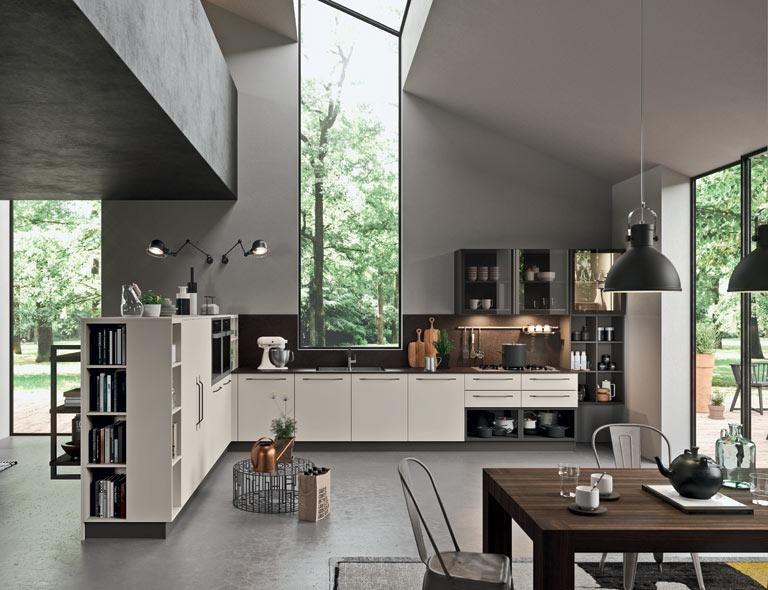Cucina Zen Arredomania Cucine Moderne Arredomania Astra Arredomania Interior Architecture Design Modern Kitchen Interior Architecture