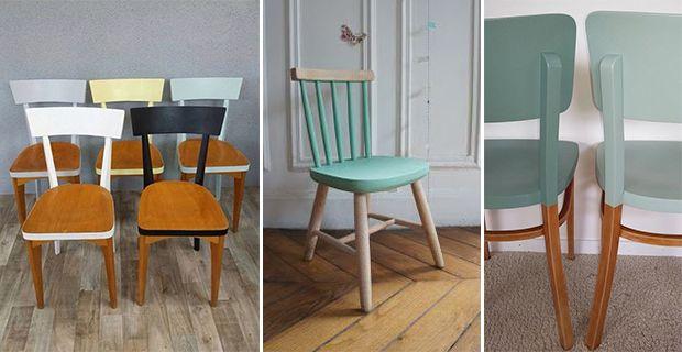 Sedie In Legno Colorate : Come rinnovare sedie in legno. idee e colori carte da parati
