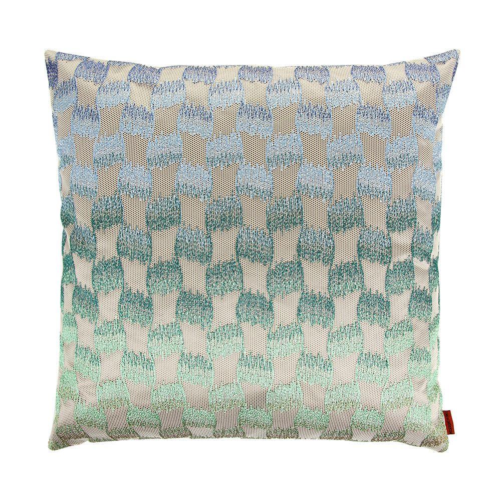 Esk Wool Cushion - 40x40cm   Home, Aquamarines and The o'jays - Missoni