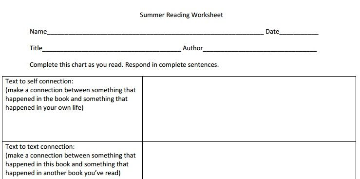critical response template