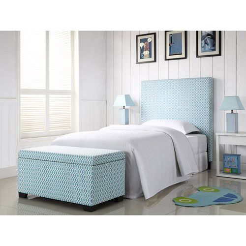 Sophia Collection by Waverly Ellis Full/Queen Headboard and Matchin ...