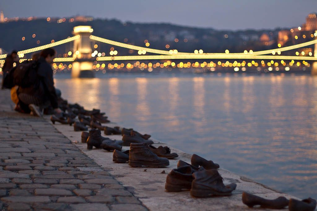 Shoes On The Danube Promenade Budapest Budapest Things To Do In Budapest Budapest Hungary