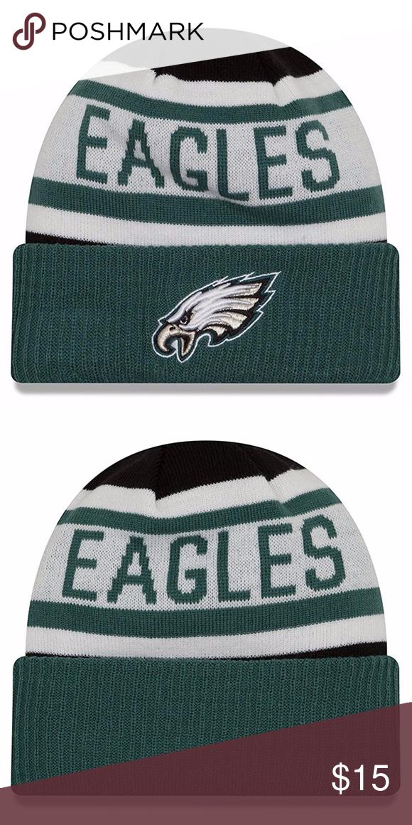 5859cfc1 Philadelphia Eagles Biggest Fan2.0Cuff Knit Beanie Brand New ...