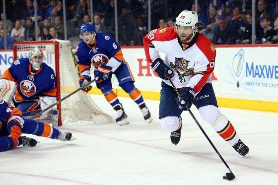 Jaromir Jagr pelaa edelleen korkealla tasolla NHL:ssä.