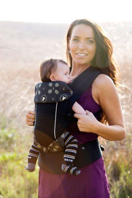 Amazon.com: Beco Baby Carrier Gemini Insider - Foxie: Baby
