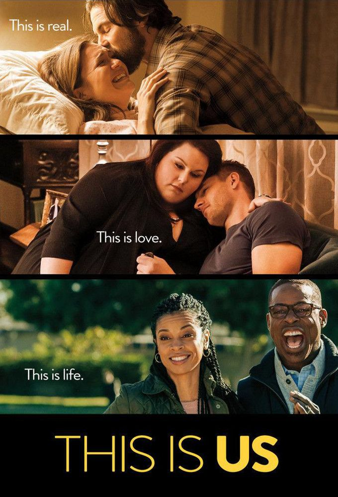 Image result for This is us serie Poster