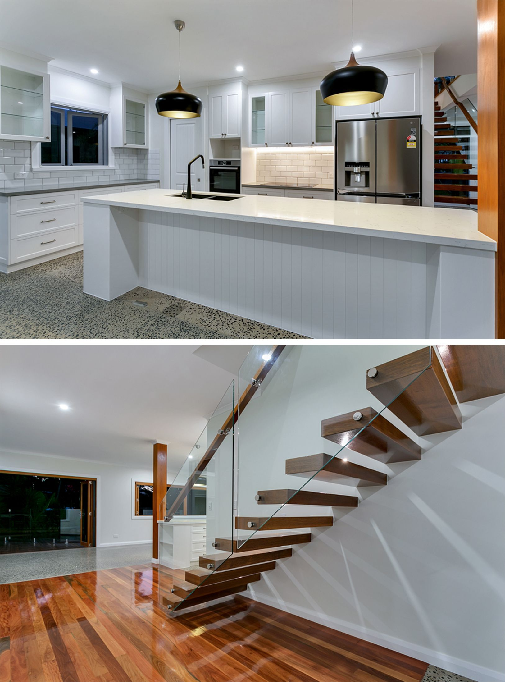 Gorgeous home renovations by smith u sons stunning timber floors