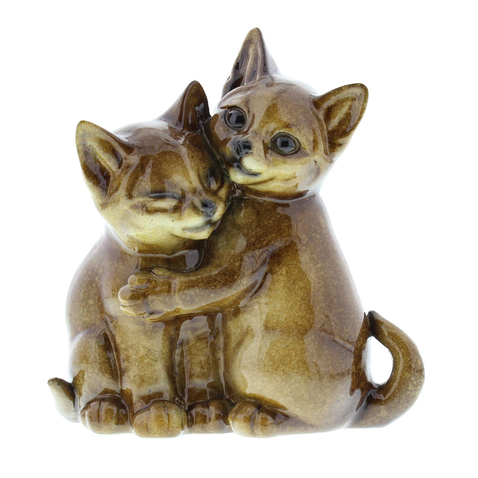 Tabby cat ornament - Pair Of Kittens Cat Ornament By Juliana Natural World Kittens Made From A Resin Material With
