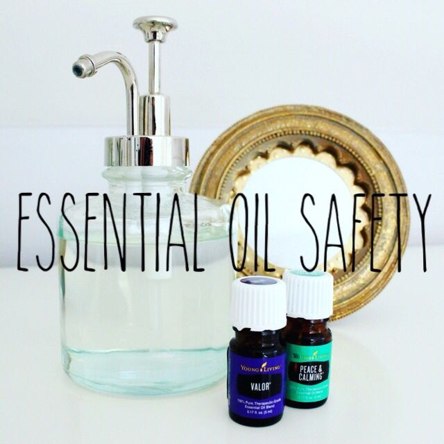 Using Your Essential Oils Safely: A Primer