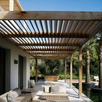 Terrassenuberdachung Aus Holz Kummern Sie Sich Um Die Terrasse
