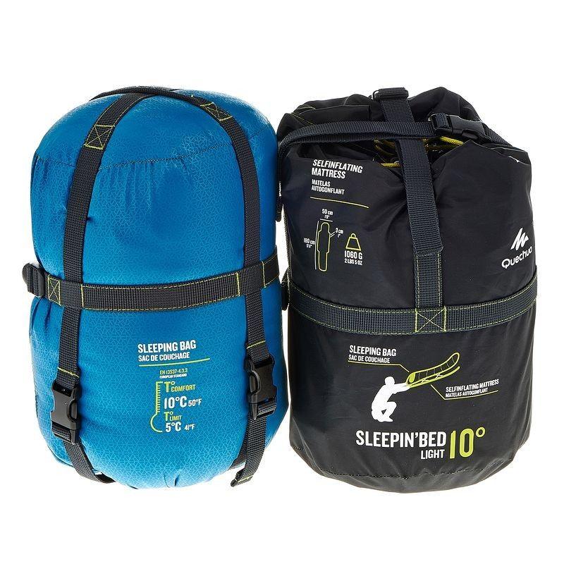Randonnee Camp Du Randonneur Camping Sleepin Bed 10 Light Quechua Couchages Chaussure Sport Decathlon Sport