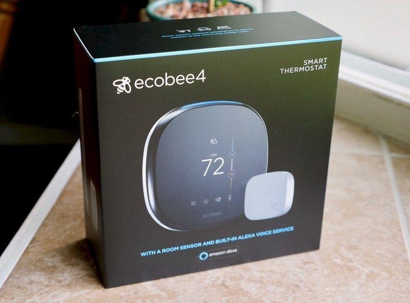 Grab The Ecobee4 Alexa