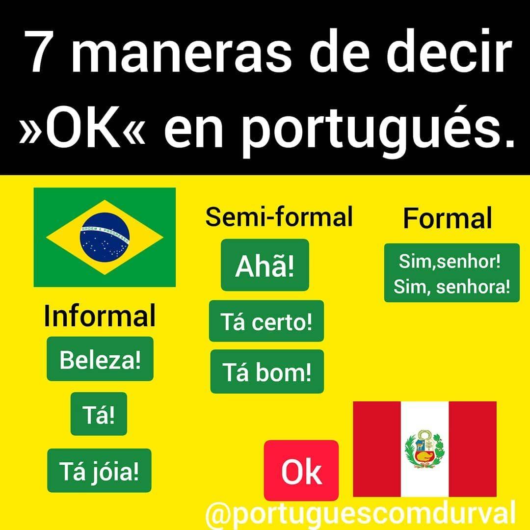 Portugues Com Durval On Instagram 7 Maneiras