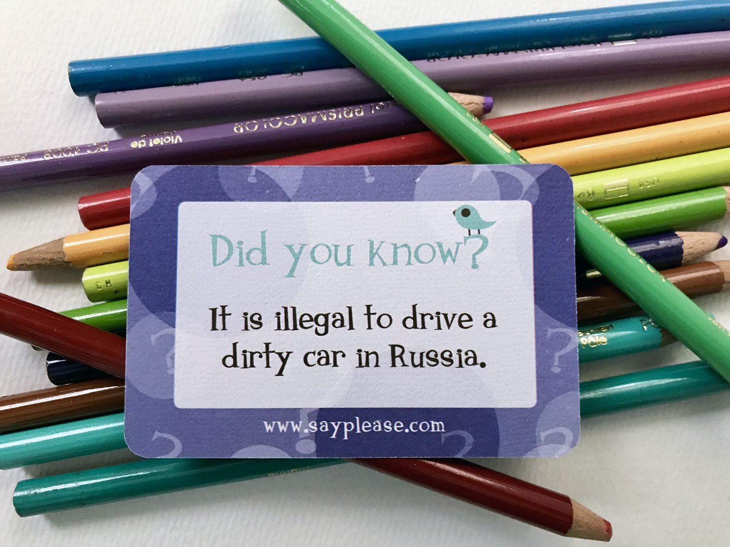 fun facts come to life cars in russia