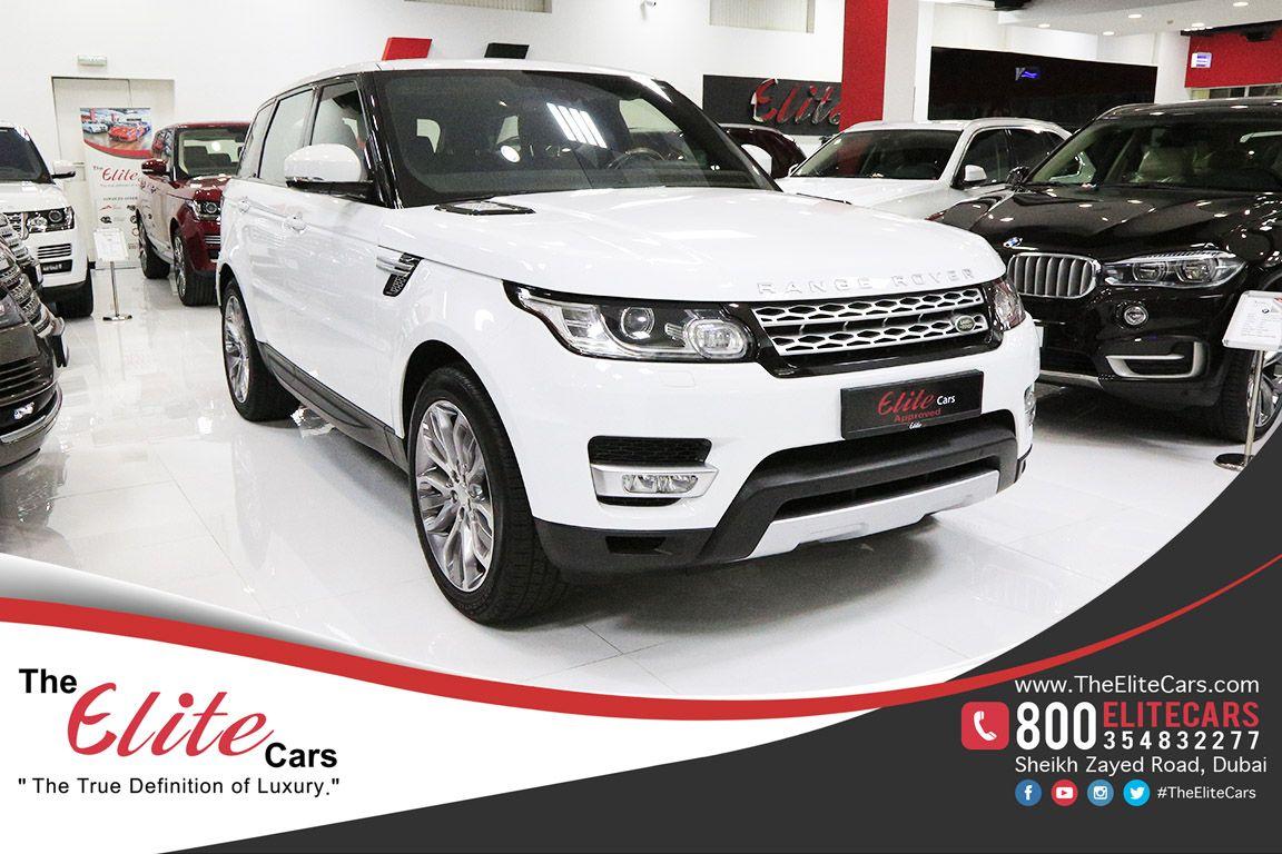 Range Rover Sport 2015 for Sale in Dubai, AED 319,000