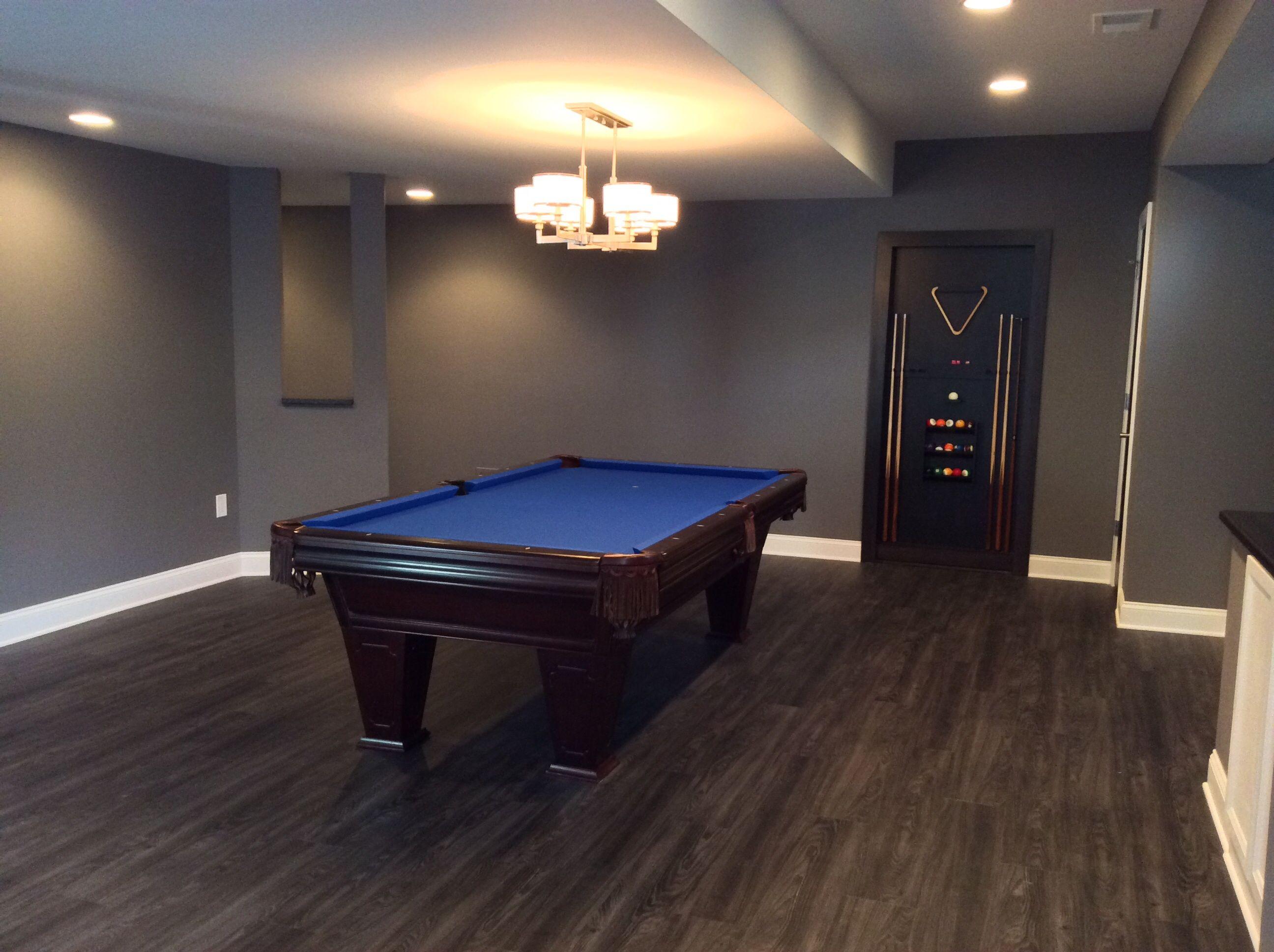 Hidden Door Pool Cue Holders Door Plan Pool Cue Holder Game Room