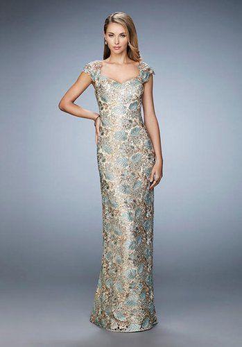 لباس مادر عروس 22984   اورُسیوم