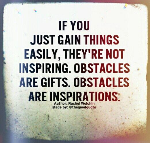 Obstaculos Inspiracion