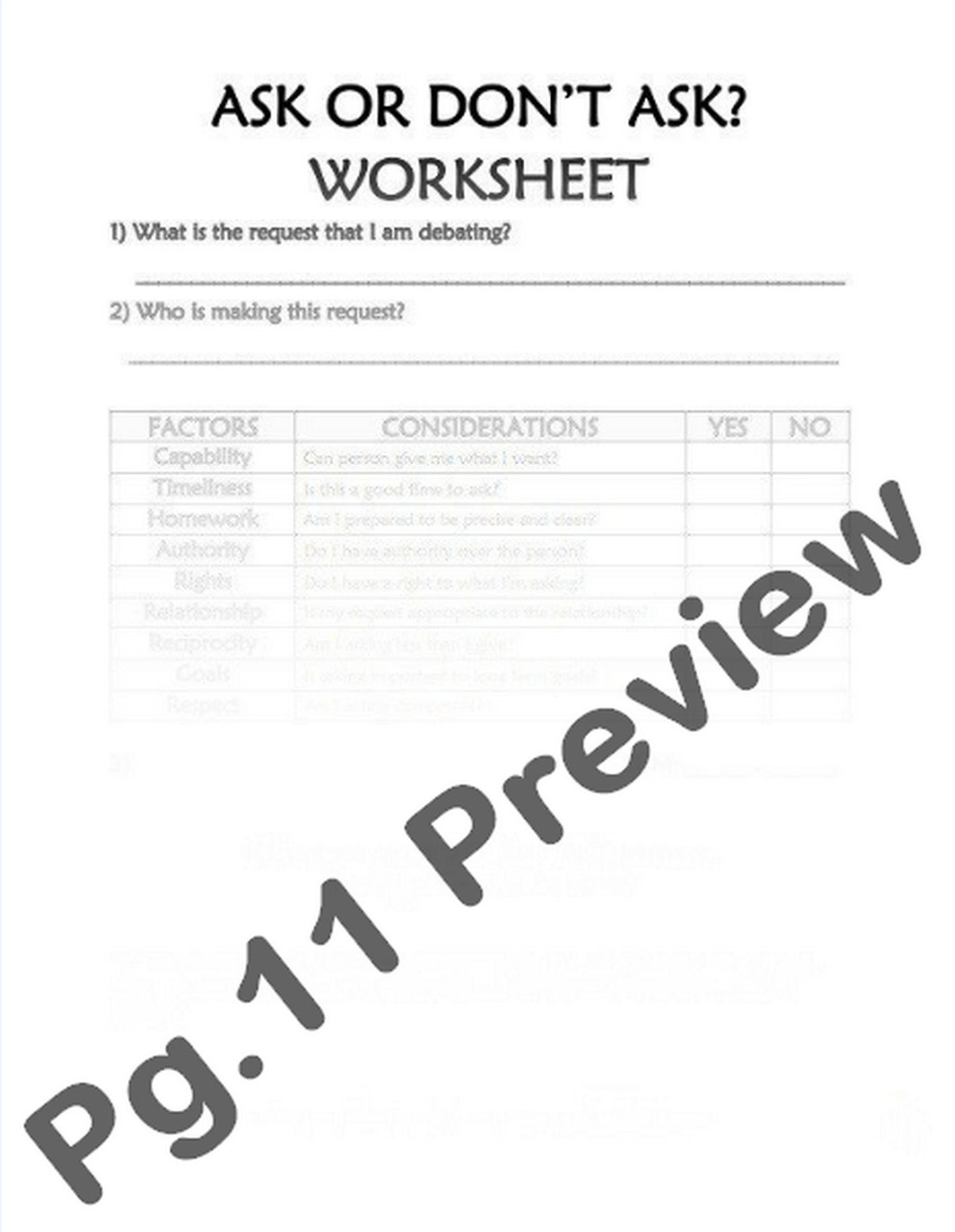 4 4 Modulating Intensity Ask Or Don T Ask Worksheet