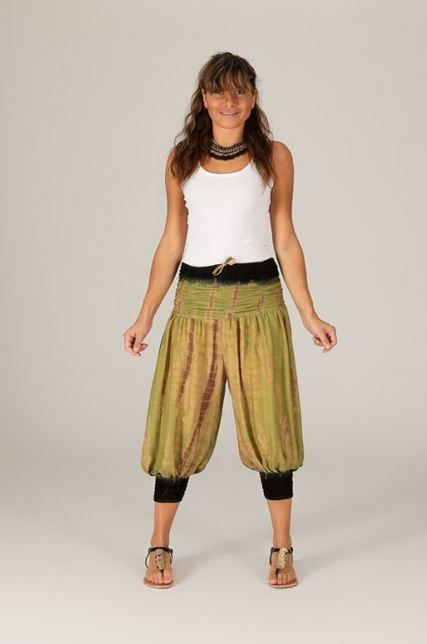 180ce8e1c06 www.ethnicshop.gr #κάπρι #tiedie #παντελόνι #βράκα | Γυναικεία Ρούχα ...