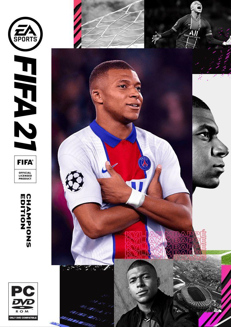 EA apresenta capa do FIFA 21 e recebe críticas na