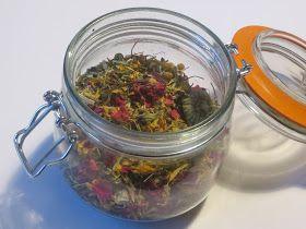 Amber's Beauty Talk: DIY Floral Facial Steam with Baldwins Herbs