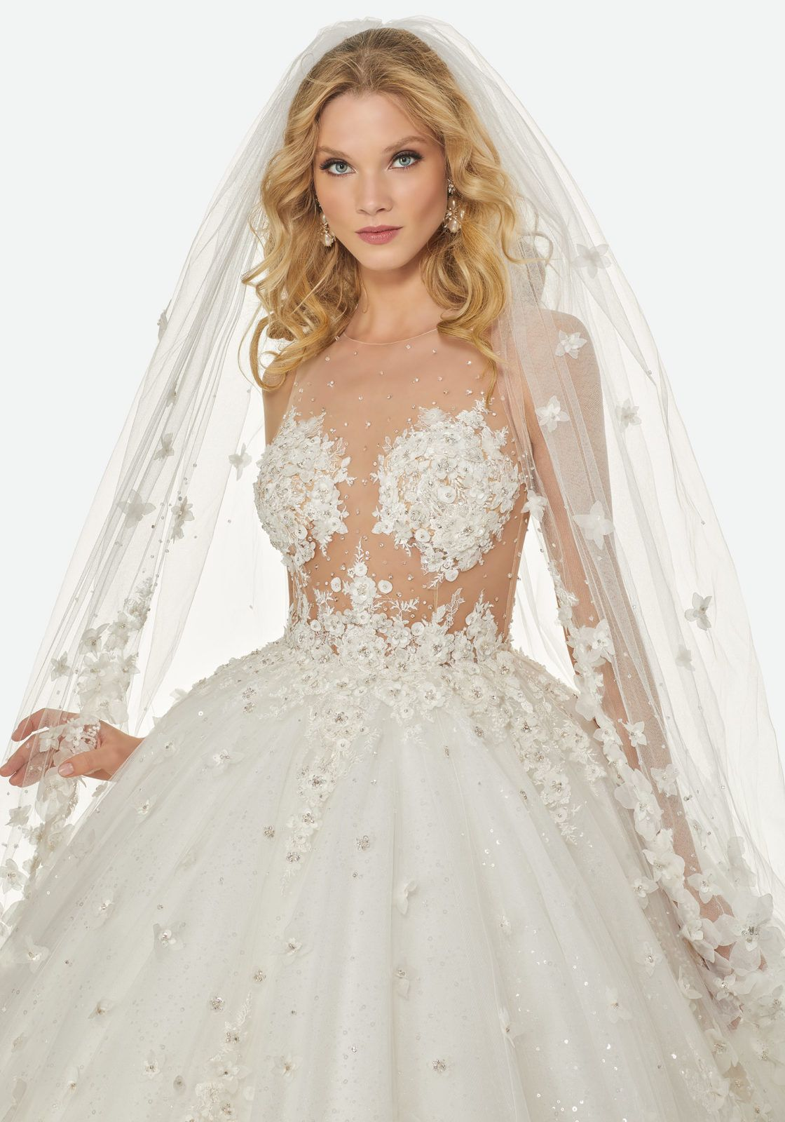 Pin by Ginny Meljac on dresses Ball gown wedding dress