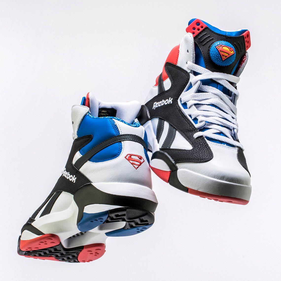 Superman shoes, Sneakers men
