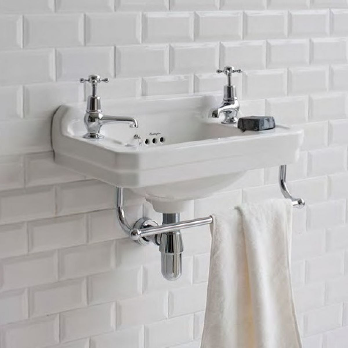 Toilet on pinterest corner bathroom sinks corner sink bathroom - Edwardian Cloakroom City Tiles And Bathrooms