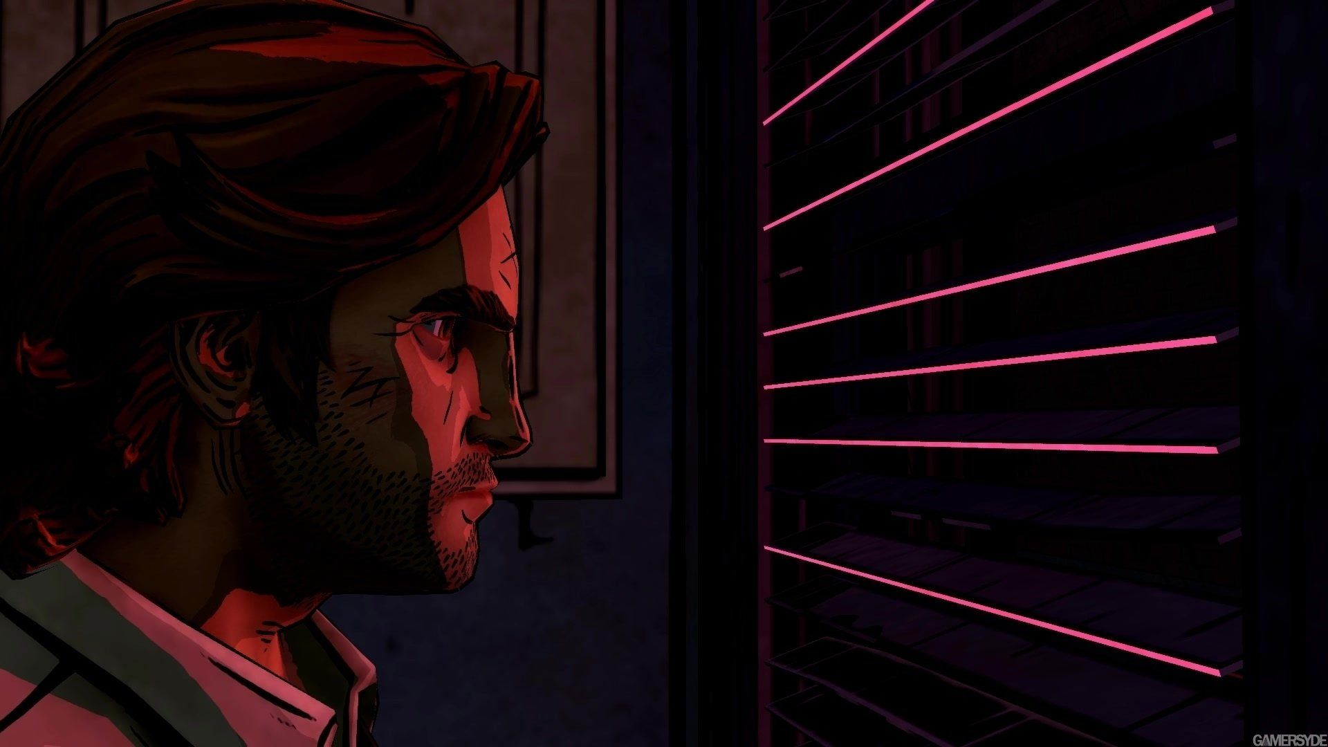 The Wolf Among Us Hd Wallpapers 14 1920 X 1080 The Wolf Among Us Neon Noir Fairy Tales