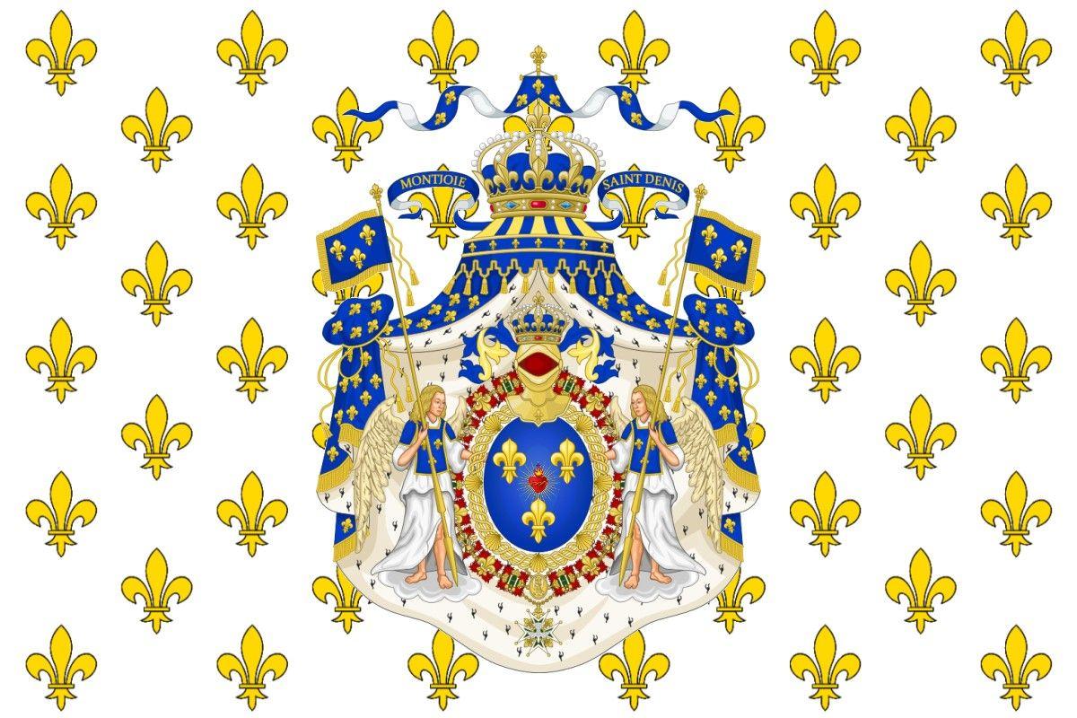 Royaume de France | Royaume de france, Drapeau, Message marrant