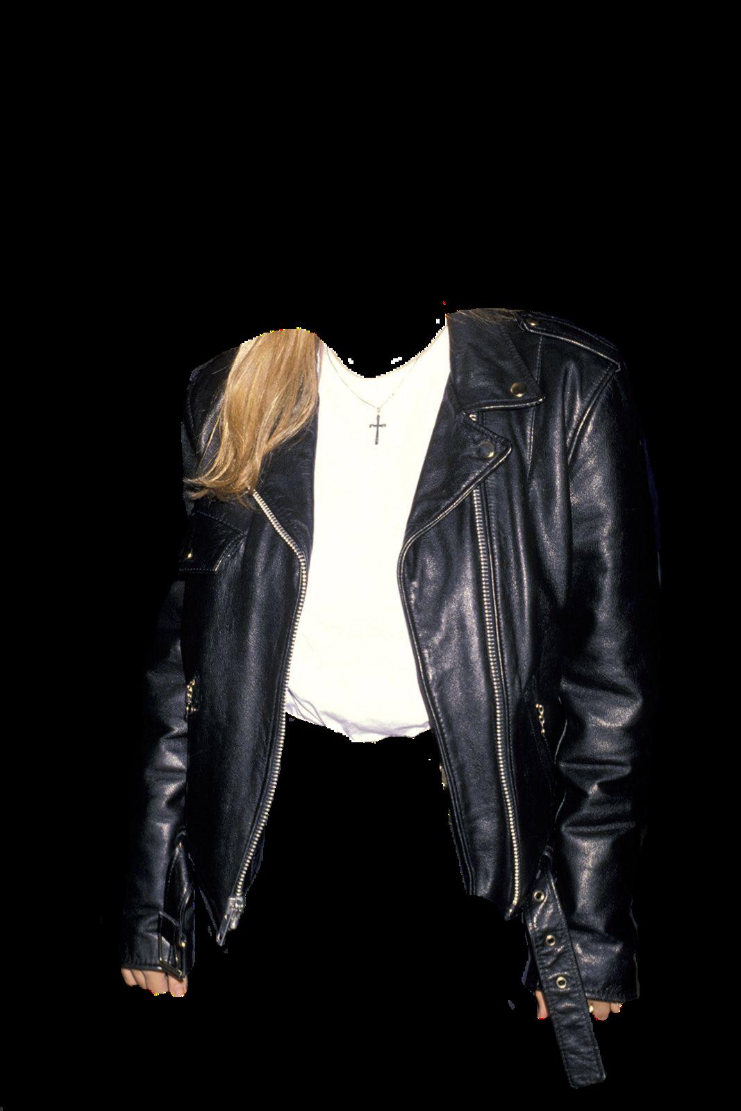 White Black Leather Jacket Polyvore Moodboard Filler Leather Jacket Fashion Black Leather Jacket