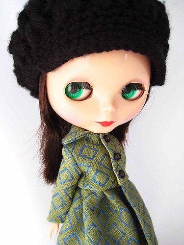 Retro Style Trench Coat | Flickr - Photo Sharing!