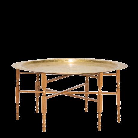 89 basse dorée 48 cmD'inspiration Table H Ø ronde 5RjA4Lq3