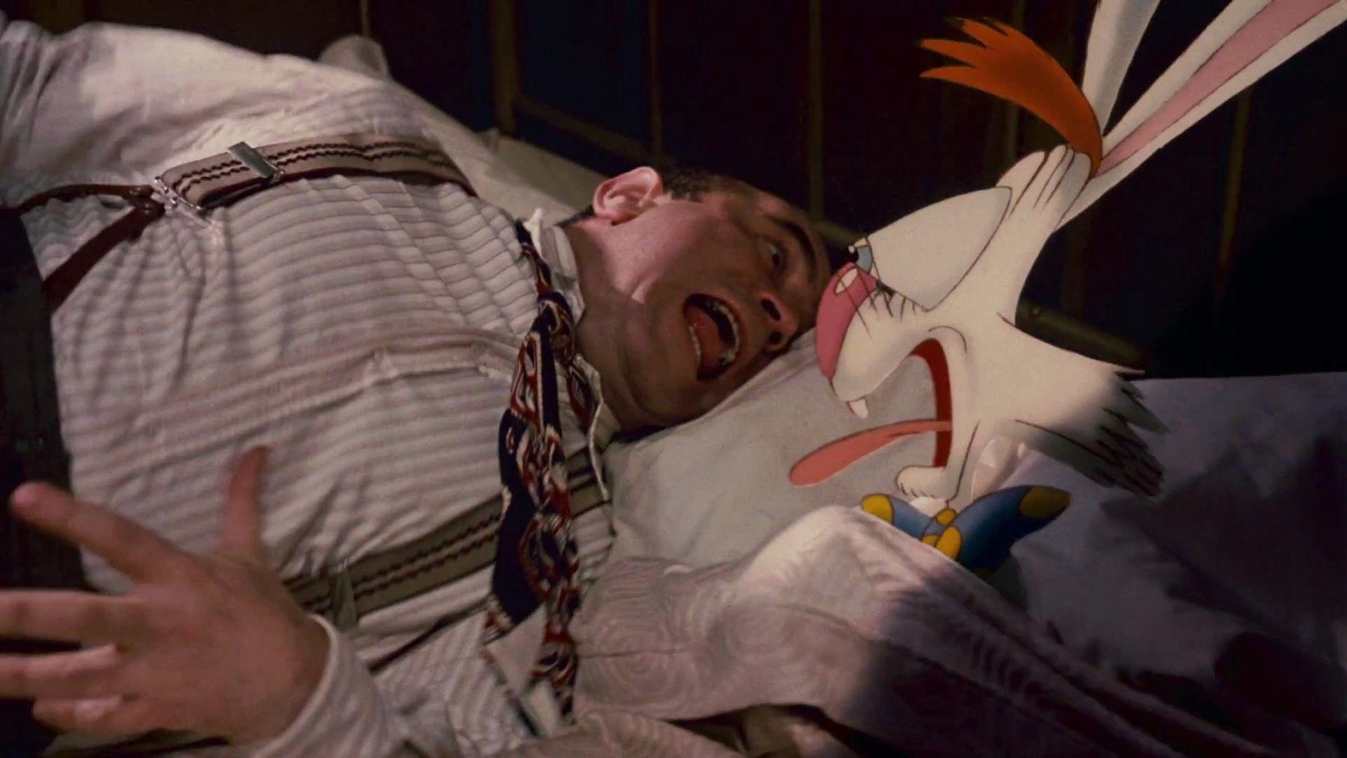 Who Framed Roger Rabbit Jessica Rabbit Controversy